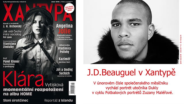 Jean David Beauguel v Xantypě
